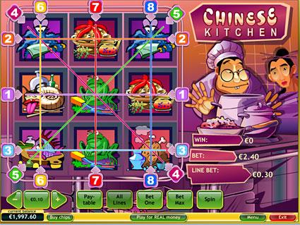 Play Chinese Kitchen Online Pokies at Casino.com Australia