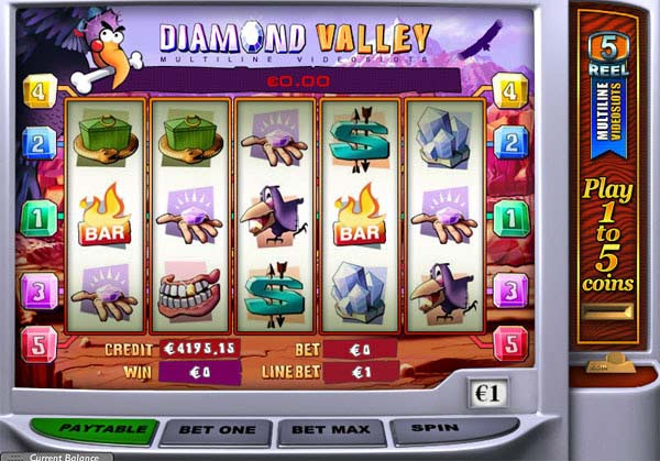 Play Diamond Valley Pro Slots Online at Casino.com Canada