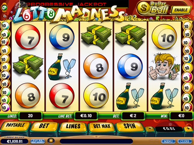 Mini Spin Madness Slot - Play for Free Instantly Online