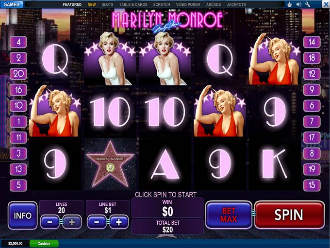baywatch themed video slots