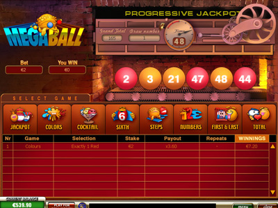 Play Derby Day Arcade Game Online at Casino.com Canada