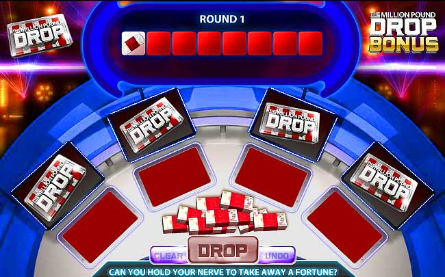 money drop game online free play
