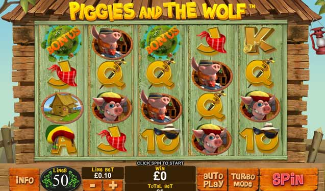 Rockabilly Wolves - Online Casino Slot bei Lapalingo