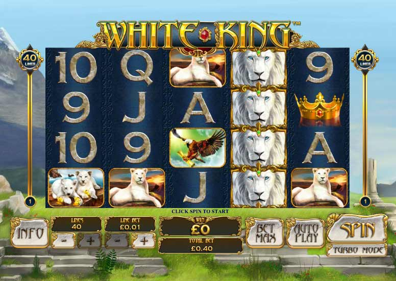 White King Slot Machine Online ᐈ Playtech™ Casino Slots