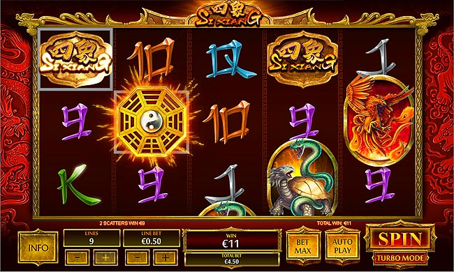 The Great Ming Empire slot | Playtech release a series of Chinese themed  video slots especially for the China market and casinos